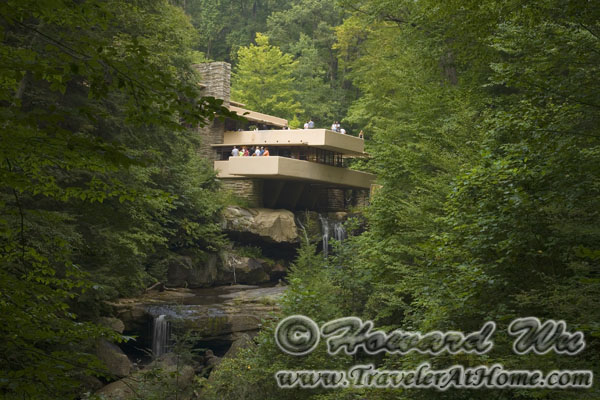 Falling Water House
