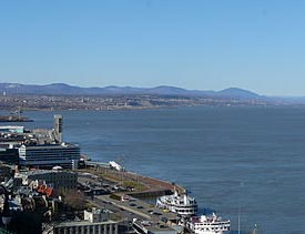 St Lawrence River